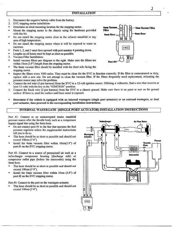 alltrac.net • view topic - hks evc plumbing hks evc ez wiring diagram #7